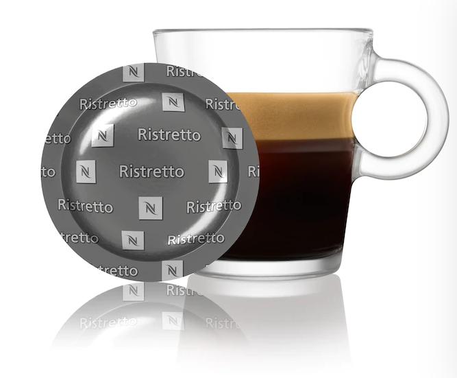 Ristretto-kapsel Nespresso